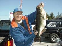 catch fresh water fish